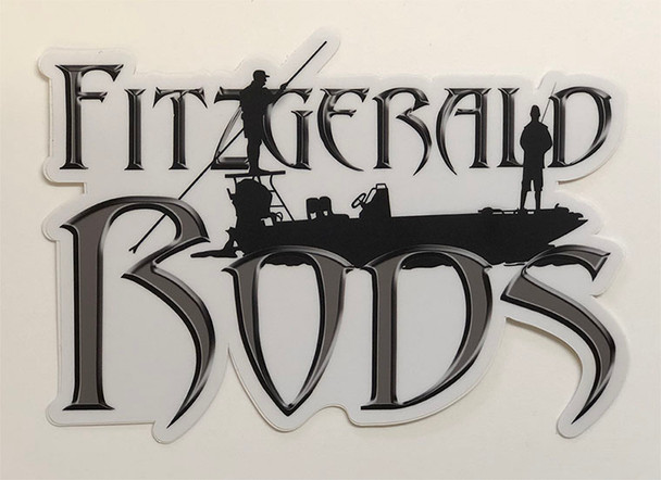 Fitzgerald Rods Stickers
