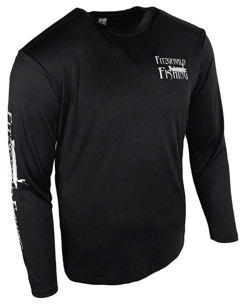 FF-Black Performance Shirt