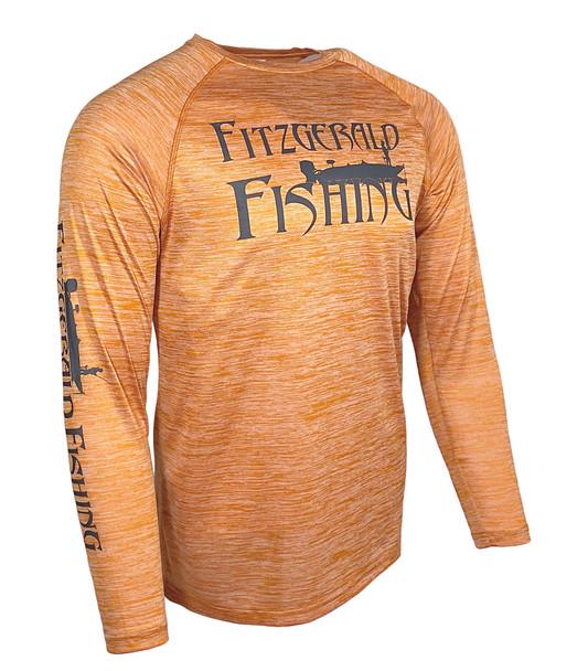 FF-Texas Orange Vintage Performance Shirts