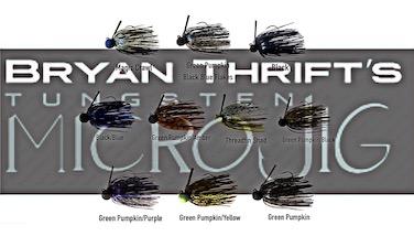 Bryan Thrift Micro Jigs