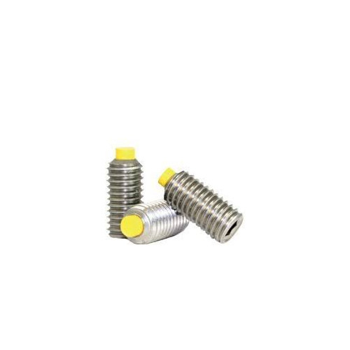 Socket Set Screw Nylon Tip Stock Photo