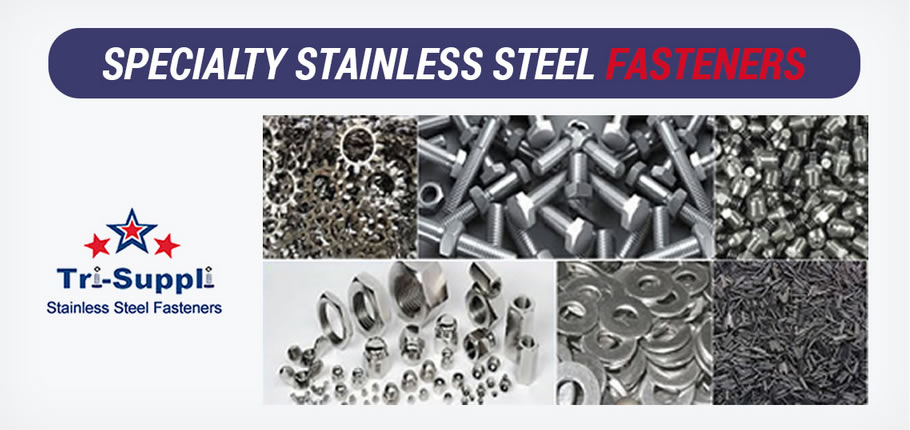 Specialy Stainless Steel and other Non-Ferrous Fasteners - Bolts - Nuts - Screws