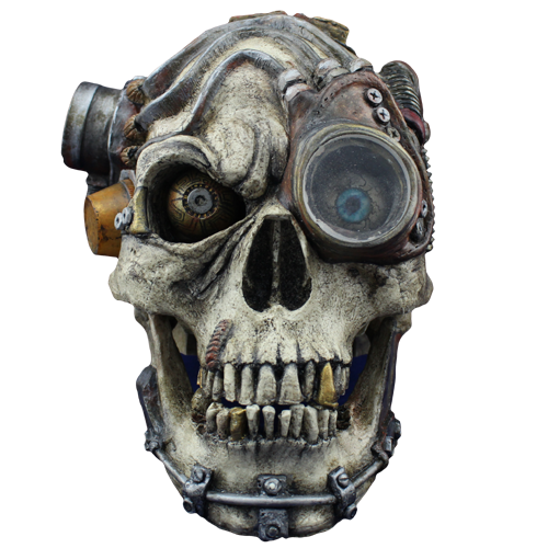 Steam Punk Skull (front)
