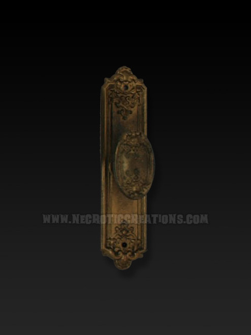 Door Knob 6″ Victorian Antique