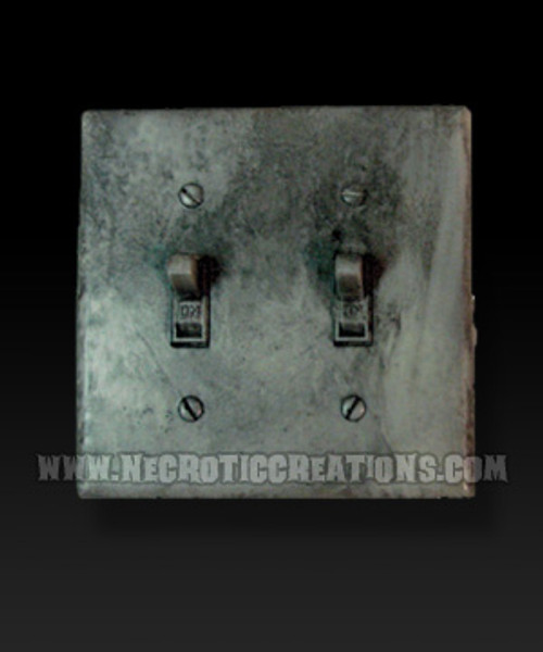 Double Switch Plate Standard