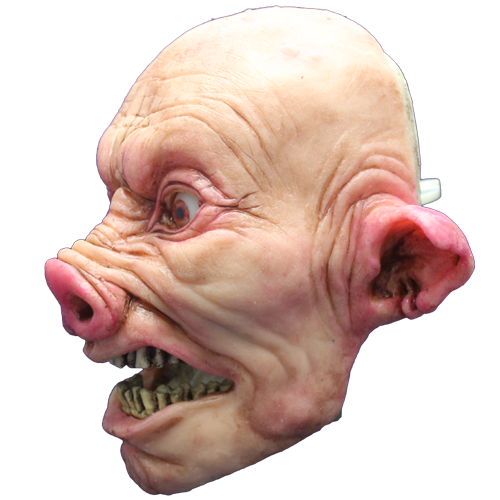 Silicone Pig Man Skullskin