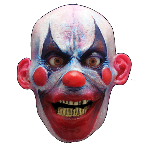 Silicone Clown Skullskin