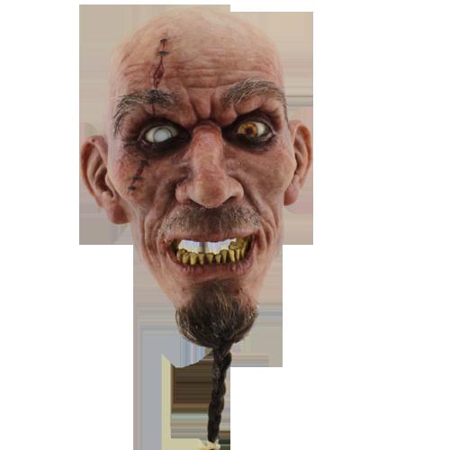 Silicone Pirate Skull Skin
