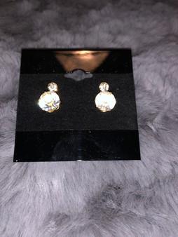 Rhinestone Earring Sets
