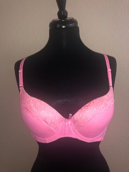 Convertible Smooth Lace Top Bra