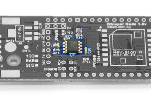 RTC Upgrade Kit for Whisper Node