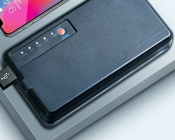 Lithium Ion battery power bank