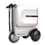 Rydebot Cavallo Smart Rideable Suitcase in Silver Color Side View