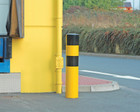 Warehouse Bollards