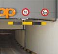 Height Restriction Barriers