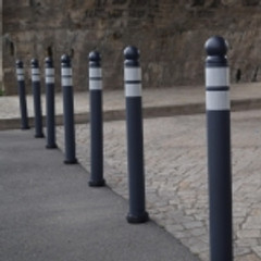 The City is yours – Pittman gain 2 new additions to the long-standing flexbrite™ flexible bollard range
