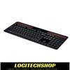 K750R Wireless Solar Keyboard