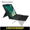 "Logitech Slim Combo iPad Pro 12.9"" Case with Detachable Back-lit Keyboard *iPad not included"