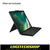 "Logitech Slim Combo iPad Pro 12.9"" Connect Like A Pro with Smart Connector *iPad not included"