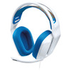 Logitech G335 Wired Gaming Headset White