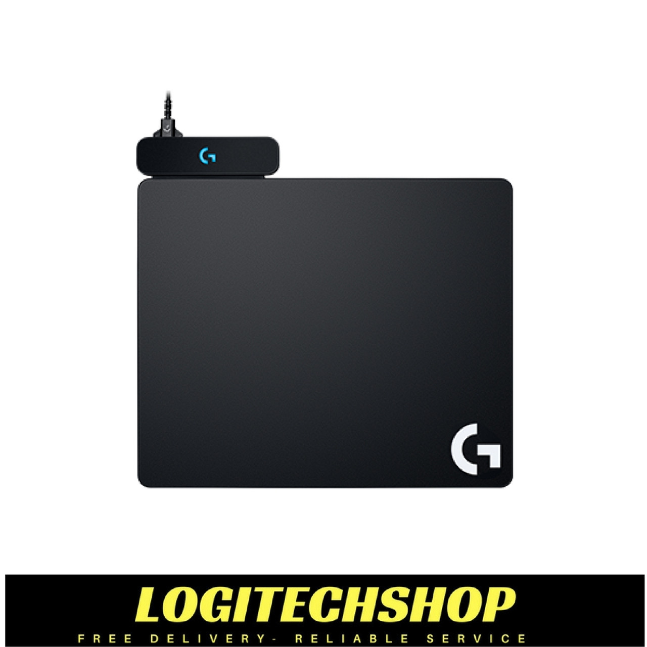 160effd0b40 ... Logitech POWERPLAY Wireless Charging System · Logitech gaming charging  system