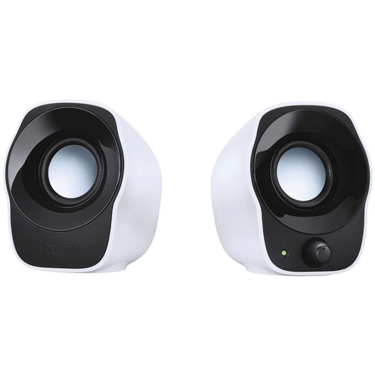 4a2b230c983 Logitech Z120 Stereo Speakers- White | Logitechshop