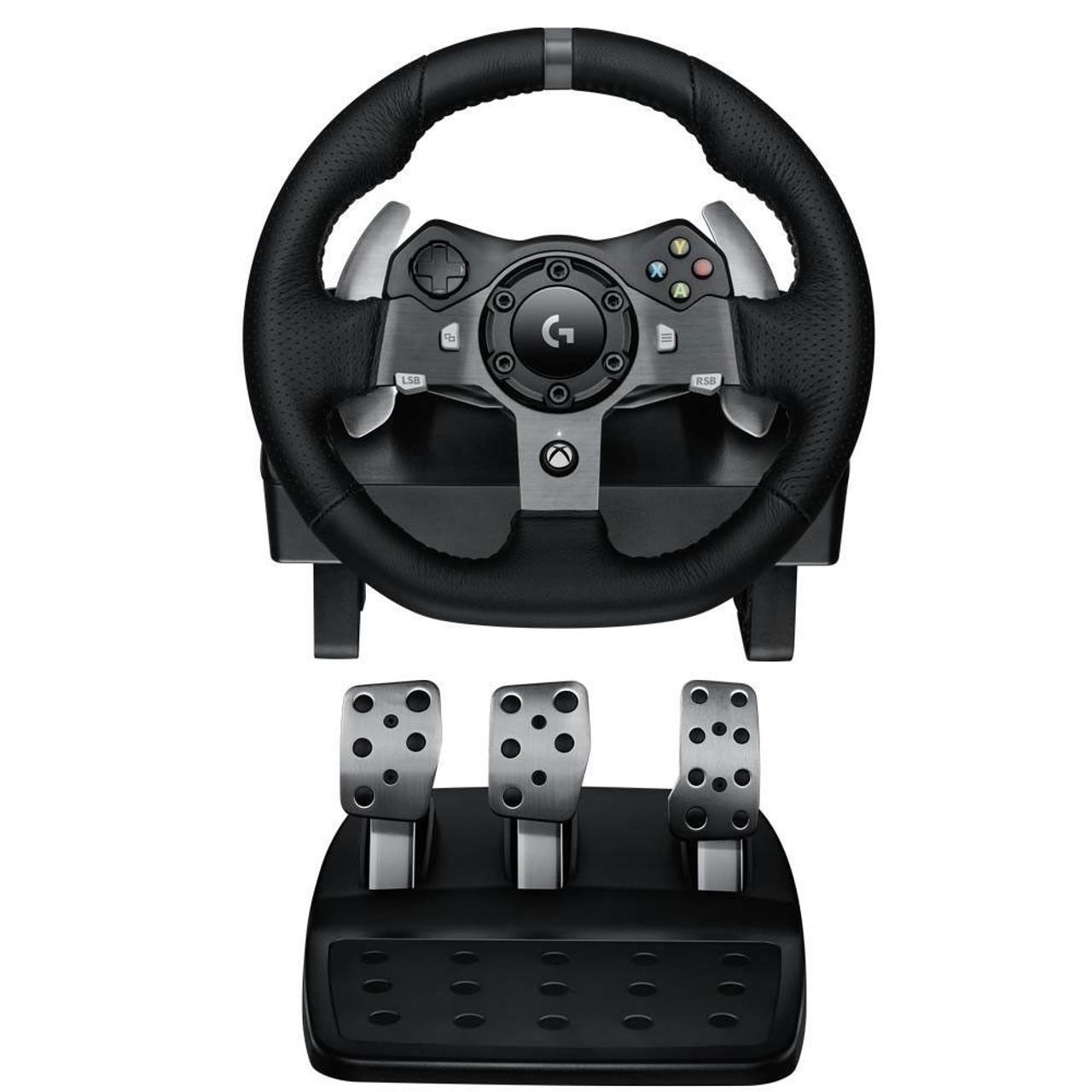 b5be7743715 Logitech G920 Racing Wheel Xbox One and PC| Logitechshop