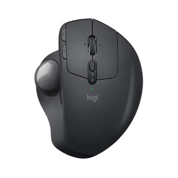 Logitech MX Ergo Advanced Wireless Trackball Mouse for Windows PC and Mac