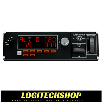 Flight Multi Panel Pro Simulation Autopilot Controller