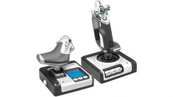 Logitech G Flight Simulator X52 H.O.T.A.S Controller