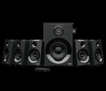 Logitech Z607 5.1 Surround Sound Speaker System Bluetooth