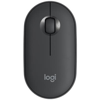 Logitech M350 Pebble Wireless Mouse Graphite