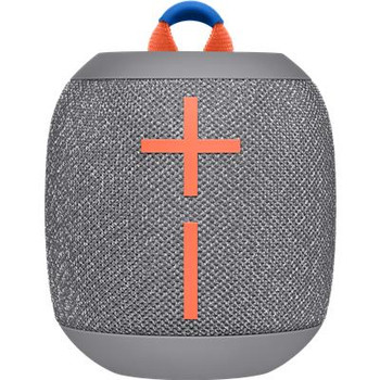 Ultimate Ears Wonderboom 2 Portable Bluetooth Speaker Crushed Ice Grey