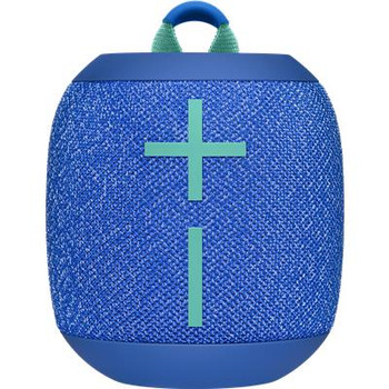 Ultimate Ears Wonderboom 2 Portable Bluetooth Speaker Bermuda Blue