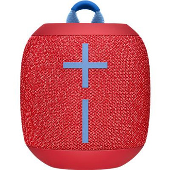 Ultimate Ears Wonderboom 2 Portable Bluetooth Speaker Radical Red