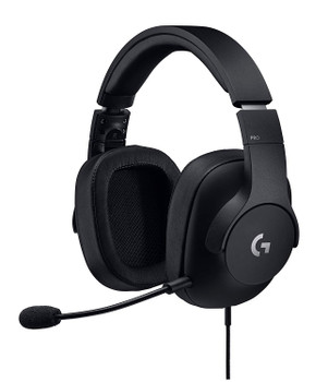 Logitech G Pro X Gaming Headset with blue voice