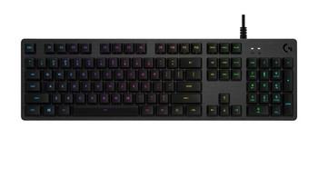 Logitech G512 Mechanical Gaming Keyboard GX Brown Tactile