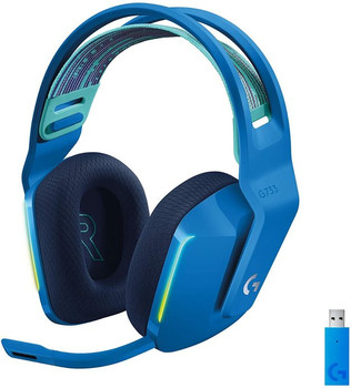 Logitech G733 Lightspeed Wireless Gaming Headset Blue