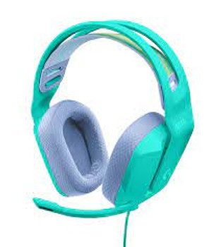 Logitech G335 Gaming Headset Mint