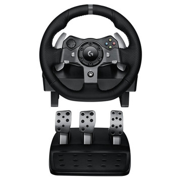 Logitech G920 Driving Force Racing Wheel for Xbox One™ & PC