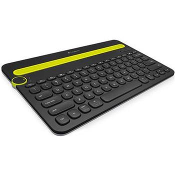 Logitech K480 Multi-Device Wireless Keyboard-Black