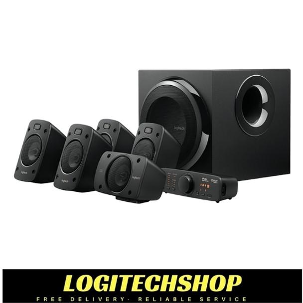 Logitech 5.1 surround sound speakers