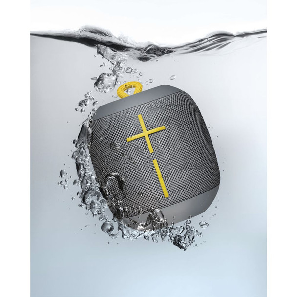 Ultimate Ears Wonderboom Portable Bluetooth Speaker Grey