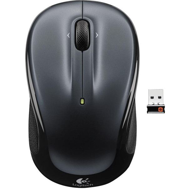 M325 wireless Portable Precise Mouse Dark Grey