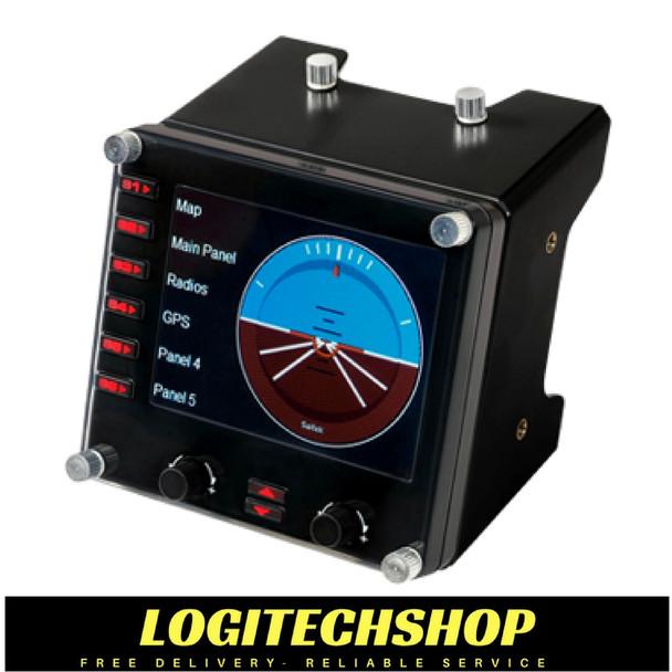Logitech G Flight Simulator Instrument Panel