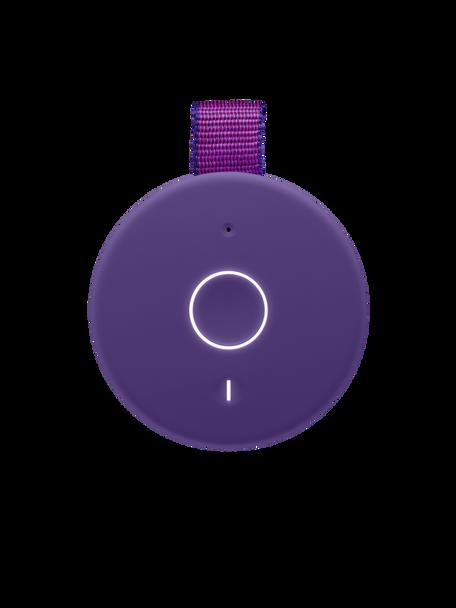 boom 3 ultraviolet purple magic button