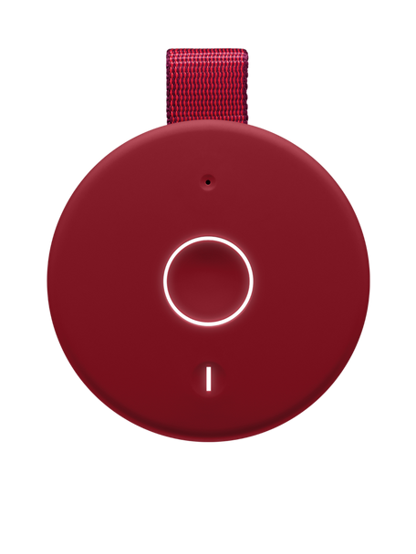 megaboom 3 sunset red magic button