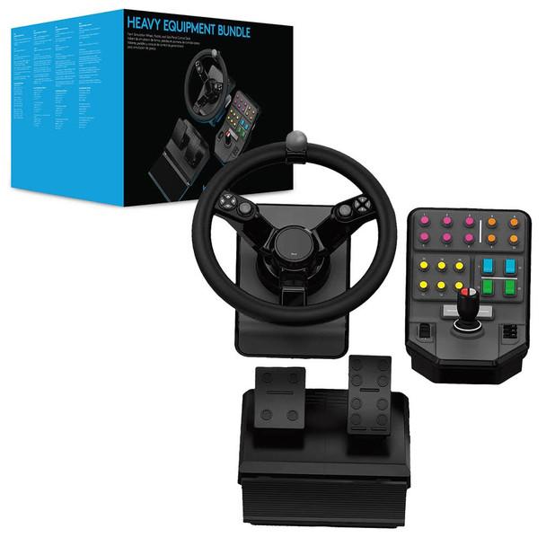 Logitech G Farm Simulator Heavy Equipment Bundle