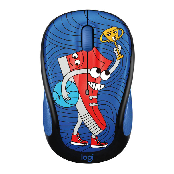 Logitech M238 Wireless Mouse Doodle Collection- SneakerHead