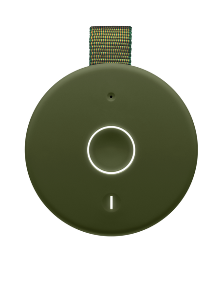 Ultimate Ears Megaboom 3 - Forest Green magic button